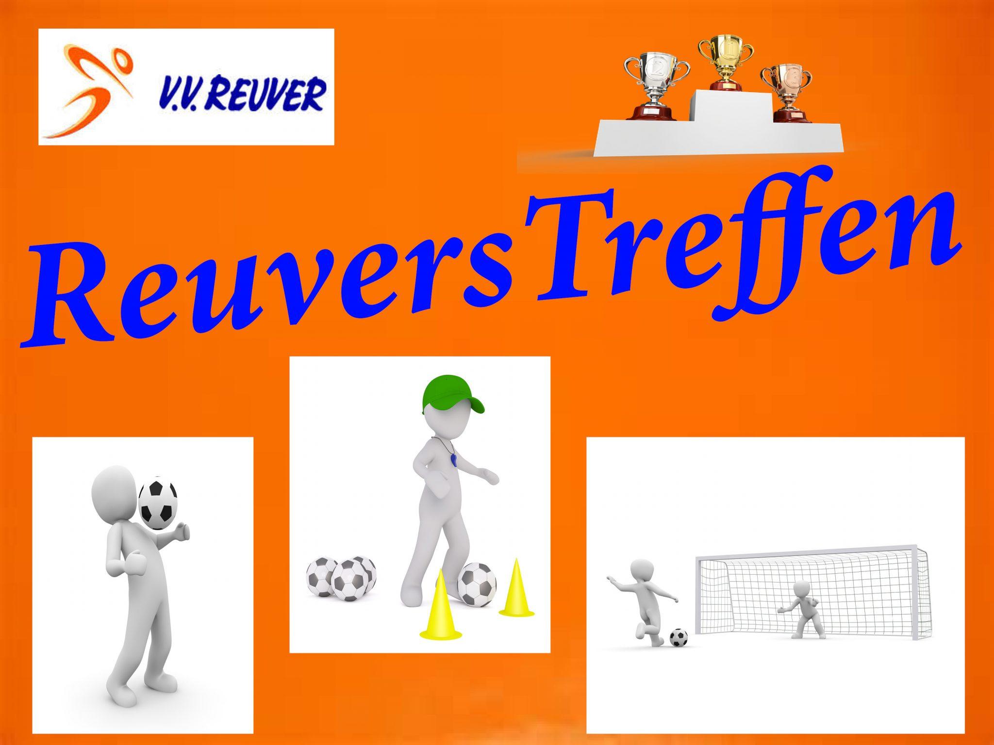 """43ste ReuversTreffen  zaterdag 31 juli 2021 """"Sportpark Dijckerhof""""  Reuver"""